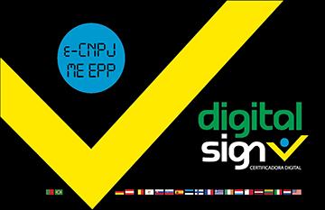 e-CNPJ ME, EPP e MEI - (somente certificado)