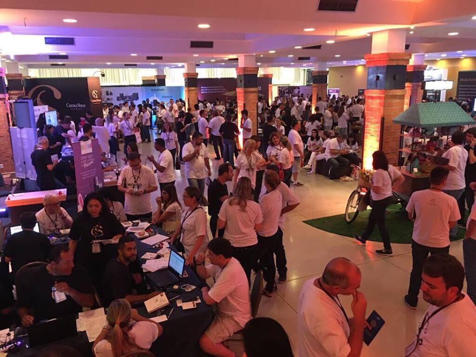 DigitalSign presente na Convenção Anual de Franqueados da Cacau Show