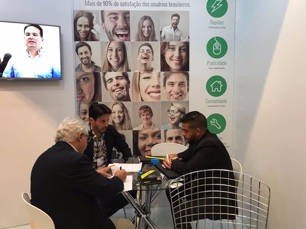 DigitalSign marcou presença no 15º CertForum em Brasília
